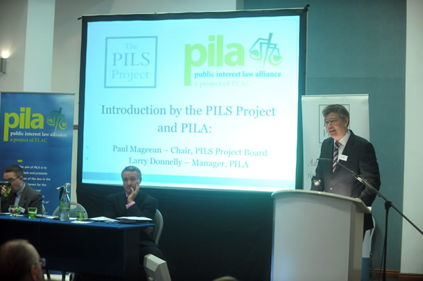 PILS Project & PILA Joint Conference 2012